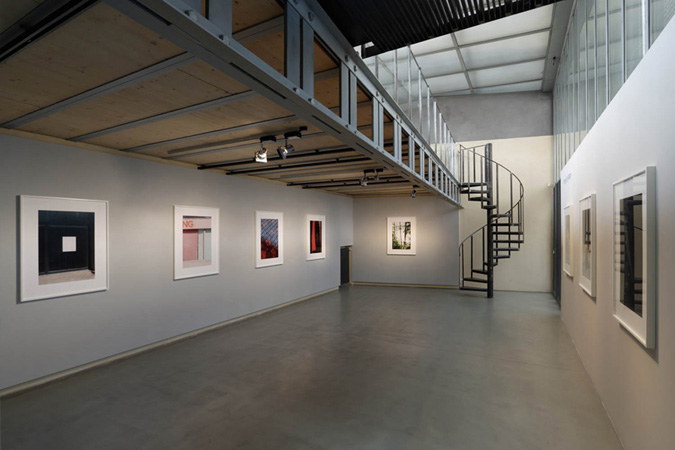 Bill Jacobson - funny, cry, happy (solo exhibition)