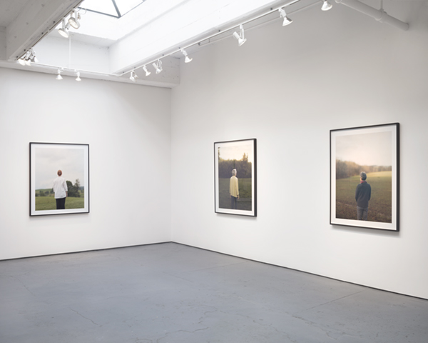Bill Jacobson - Installation View